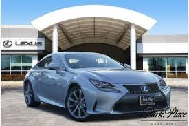 lexus of fort worth used lexus rc 350 for sale in fort worth tx edmunds