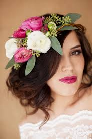 flowers for hair hair and make up by steph fresh flower tips