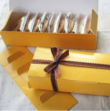 cookie party supplies wholesale gift cake cookie macaron paper boxes and bakery packaging