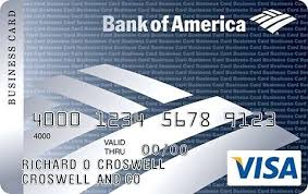 appealing bank of america business credit card status free