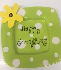 happy everything platter happy everything platter wine clay discover waterville