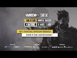 med siege r6s run n gun 4 nations qualifier day 1 sphere vs