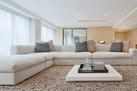 Modern Tufted Leather Sofa by Living Room Design Furniture White Color Modern Tufted Leather