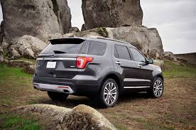 ford explorer price canada 2016 ford explorer priced starting at 31 595