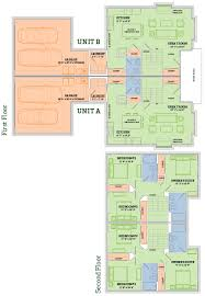 the emerson twin home home plan veridian homes