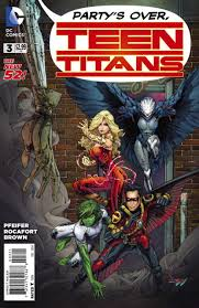 Blinded By The Lifht Teen Titans 3 Blinded By The Light Part 3 Issue