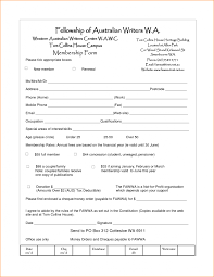 student enrollment form template free templates christmas invitations