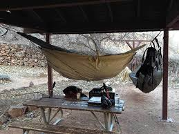 hammock camping in the grand canyon the ultimate hang