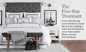 Hotel Comforters For Sale Hotel Bedding Shop Pottery Barn