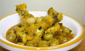 cuisine marocaine poulet aux olives recette marocaine tajine poulet aux olives cuisine du maghreb