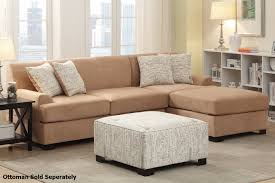 Sofa And Chaise Lounge Set by Mini Sectional Sofa A Rainbow Orange Sectional With Storage By
