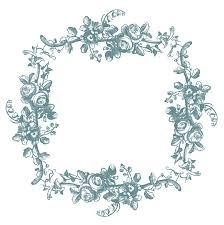 vintage clip art engraved roses printable labels the