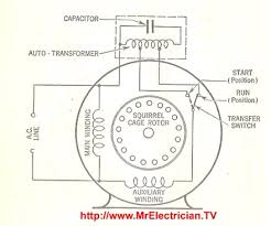 fractional horsepower electric motor diagrams mr electrician