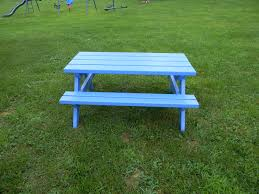 Ana White Picnic Table Ana White Big Kids U0027 Picnic Table Diy Projects