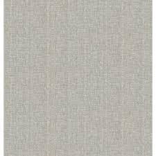 2702 22755 oasis grey linen wallpaper by a street prints