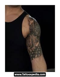 half sleeve polynesian tattoos 05 jpg http tattoospedia com