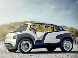 citroen concept citroen will revive the fun back to the basics beach car in frankfurt
