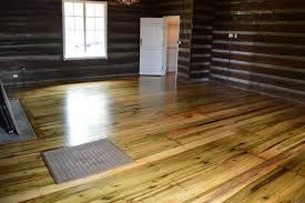 refinished antique poplar refinshed hardwood flooring