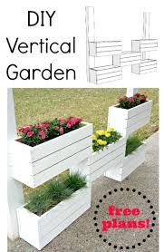 Garden Wall Planter by Elegant Diy Vertical Garden Wall Planter By Diy Vertical Garden