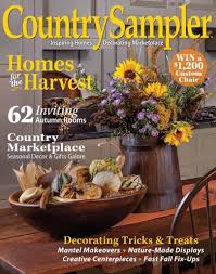 arts crafts magazines subscriptions at great prices country sampler magazine