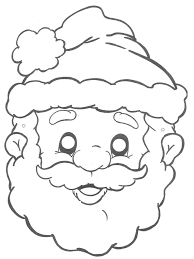 santa coloring pages coloring pages to print