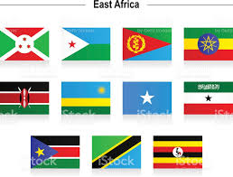 African Flag Flags East Africa Stock Vector Art 466519800 Istock