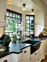 Kitchen Bay Window Ideas 23 Best Rustic Country Kitchen Design Ideas And Decorations For 2017