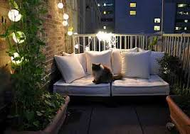small outdoor spaces illuminate your outdoor living space form plus function