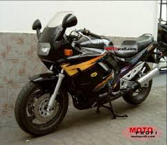 Suzuki 750 F Suzuki Gsx 750 F 1998 Specs And Photos