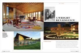 David Wright House David U0026 Gladys Wright House Dorado Magazine U2013 By Sam Mittelsteadt