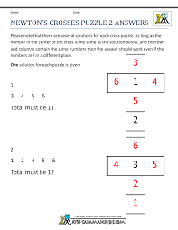 second grade math activities math puzzles 2nd grade