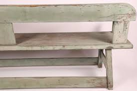 igavel auctions primitive american wood bench 19th century lmmcc