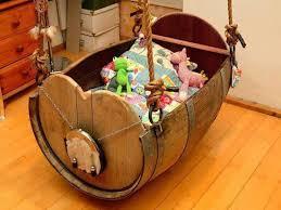 gorgeous diy baby cradles for handy parents