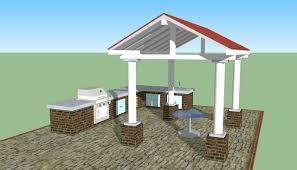 kitchen outdoor kitchen design with regard to voguish outdoor