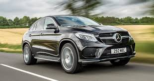 4x4 mercedes mercedes gle coupe 4x4 may be big but it s certainly not beautiful