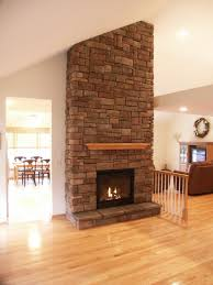 beautiful stone fireplaces interior design most cast fireplace tv