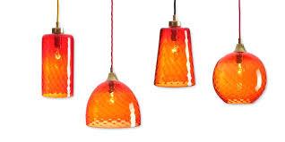 Orange Pendant Light Pendant Light Orange Orange Pendant L Shade Ignatieff Me