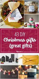43 diy christmas gifts great gifts tip junkie