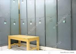 Locker Room Furniture Safety And Security Locker Room Stock Picture I1592839 At