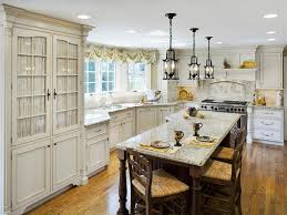 kitchen lighting french country empire gold bamboo white