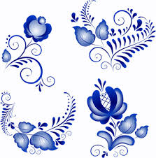 flower ornaments free vector 18 037 free vector for