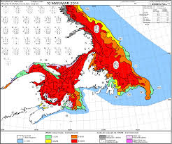 Eastern Canada Map by Polar Bear Habitat Spring 2014 In Eastern Canada Was Much Better
