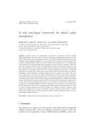 a web ontologies framework for digital rights management pdf