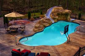 Inground Pool Ideas Inground Pools Farmers Pool And Spa Cape Girardeau Mo