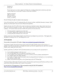 2012 military children u0027s scholarship handbook