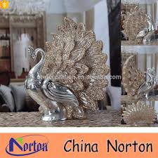 wholesale artificial decoration peacock online buy best modern home strong decoration strong resin strong peacock