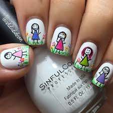 lovely spring nail art ideas 2017 spring nails spring flowers