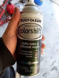 Do It Spray Paint - 15 do it yourself chameleon paint job harley davidson forums