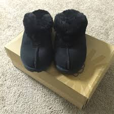 ugg slipper sale coquette 48 ugg shoes like ugg black coquette slipper clogs w
