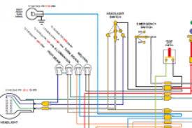1984 honda xl250 wiring diagram 1984 wiring diagrams